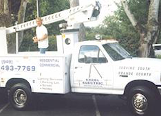 Service Truck, Circuit Panel Upgrades in Mission Viejo, CA